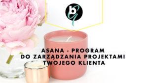 Asana – program do zarządzania projektami Twojego Klienta